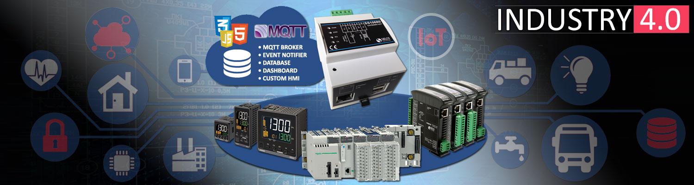 MQTT/Modbus IoT Gateway